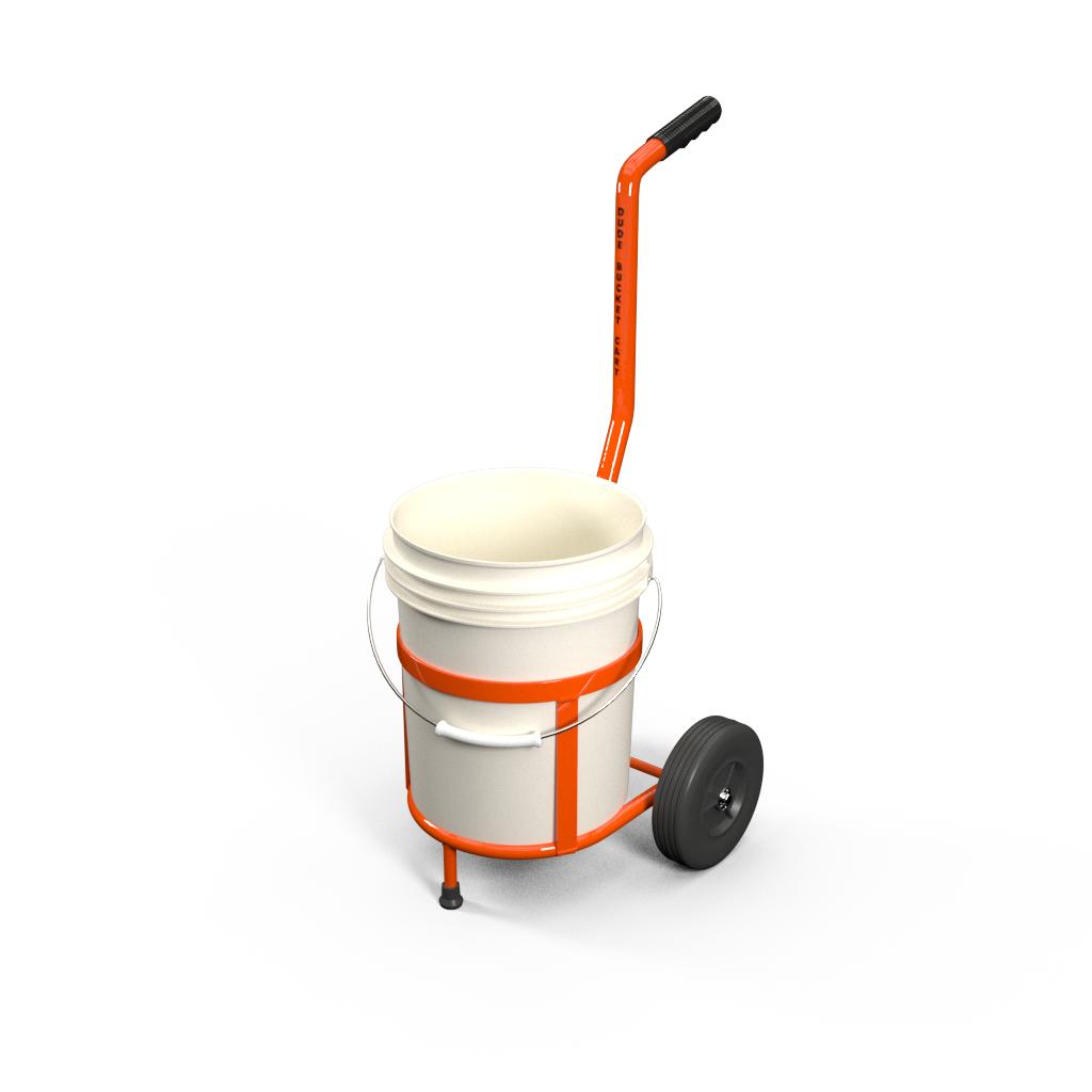 Bucket Cart